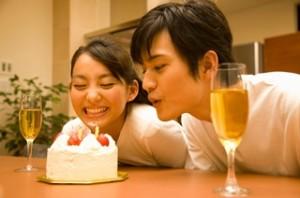 妻の誕生日にサプライズを!