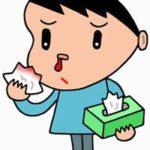 子供の突然の鼻血
