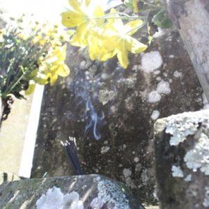 お墓に水をかける意味とは?