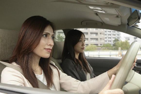 新車の慣らし運転