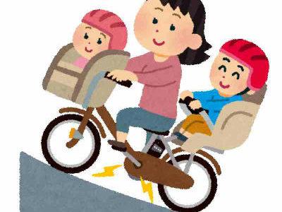 3人乗り自転車